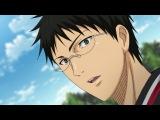 Баскетбол Куроко / Kuroko no Basuke [Озвучка: Eladiel & Zendos] - 2 сезон 8 серия