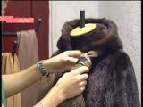 как завязывать шарфик